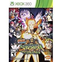 Naruto Shippuden Ultimate Ninja Storm Revolution Day One for Xbox 360