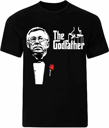 Sir Alex Ferguson The Godfather T-Shirt