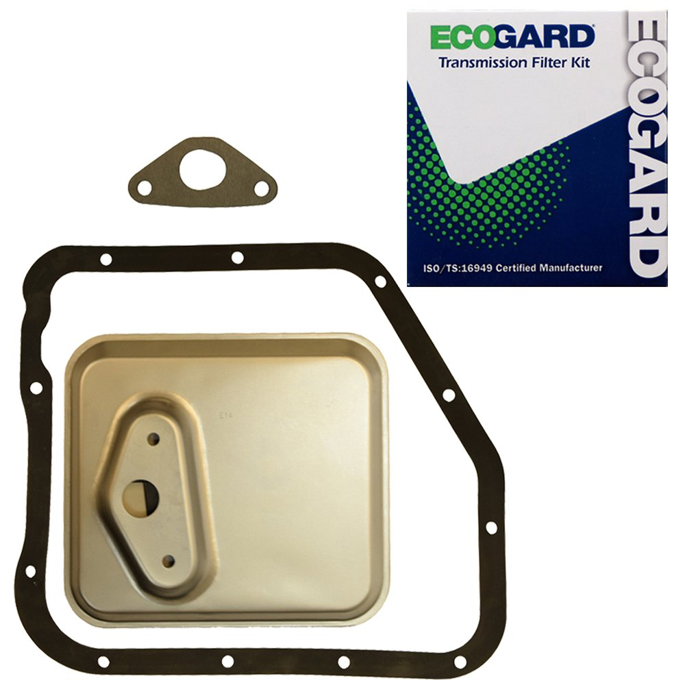 ECOGARD XT246 Transmission Filter Kit for 1983-1984 Chevrolet S10 Blazer, 1980-1985 Impala, 1981 Bel Air, 1980-1987 Caprice, 1980-1987 Monte Carlo, 1982-1984 S10, 1980-1982 Malibu, 1980-1983 Camaro