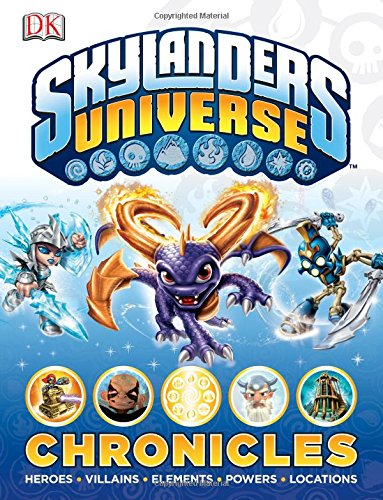 Skylanders Universe Chronicles (Halloween Chapter Book Read Aloud)