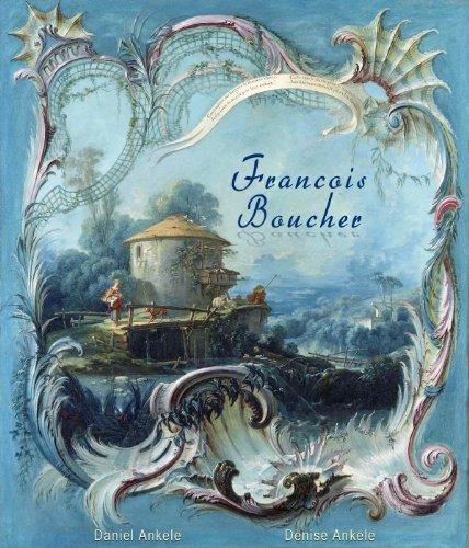 Boucher Art Painting - Francois Boucher: 55+ Rococo Paintings