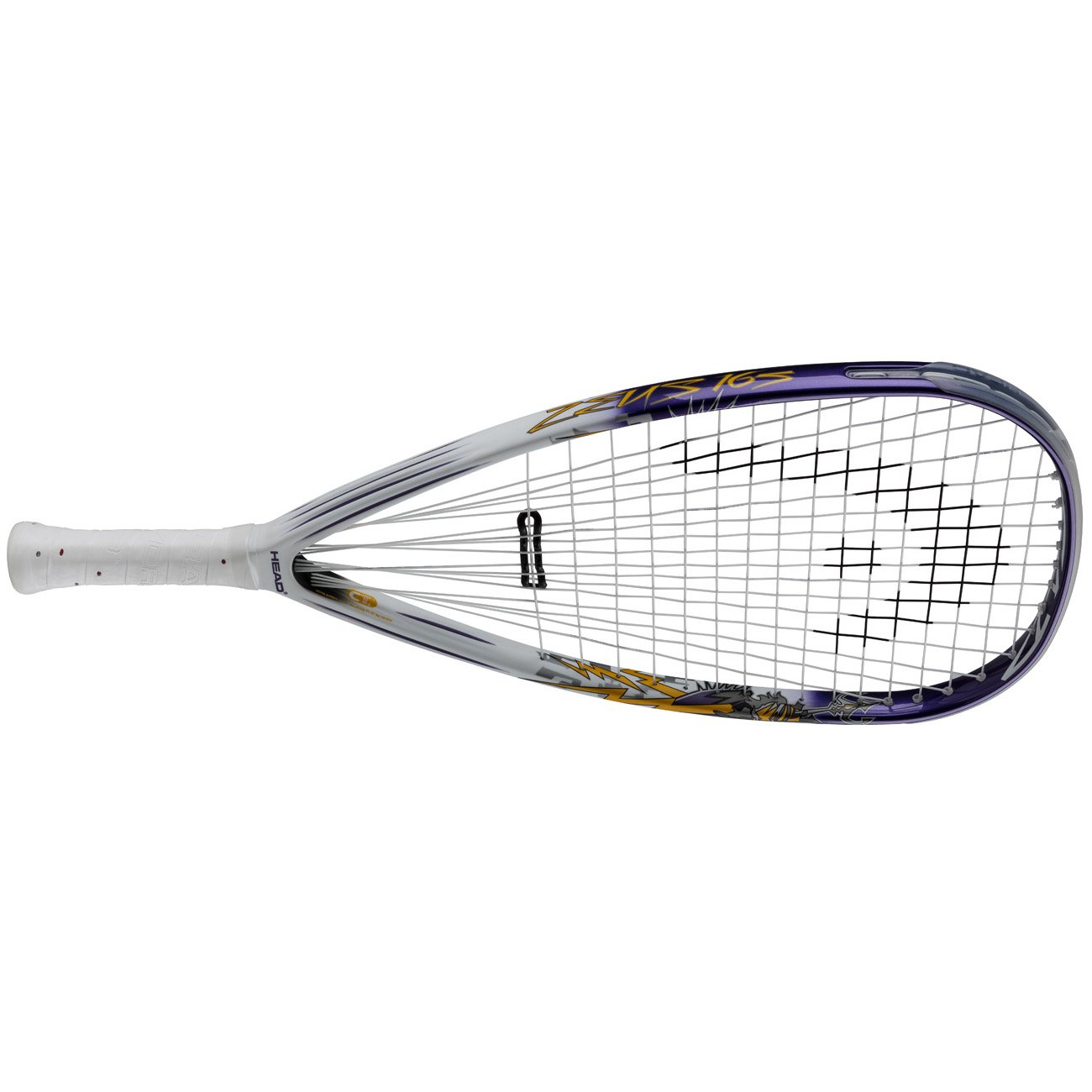 HEAD Zeus (165g) Racquetball Racquet (3 5/8'' Grip)