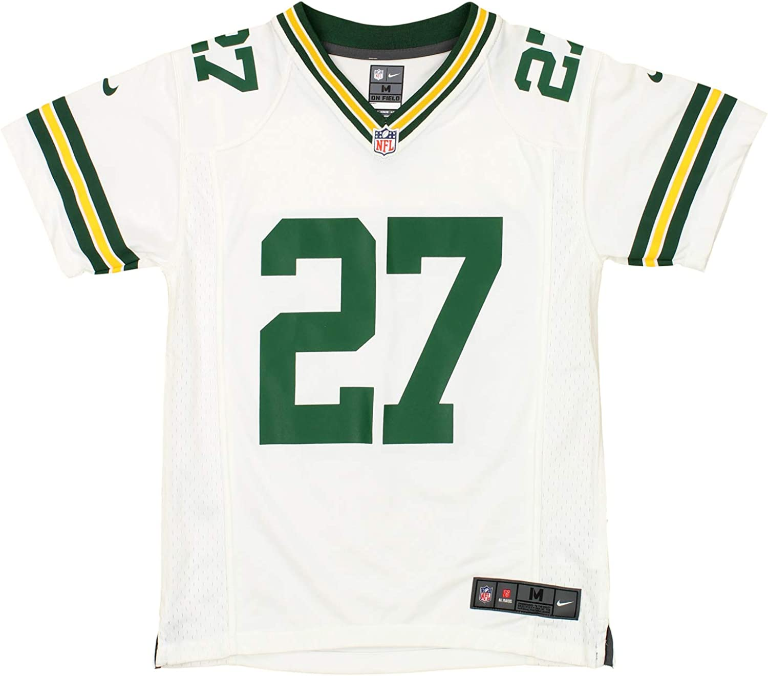 Outerstuff NFL Youth Boys Green Bay Packers Eddie Lacy Player Jersey, White