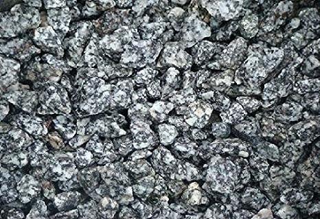 Ornamentales gravilla Granito gris 8 – 16 mm, saco de 20 kg, virutas, Drahtwaren Driller relleno, Gavión, Grava de jardín Mundo cerrojo Berger: Amazon.es: Jardín