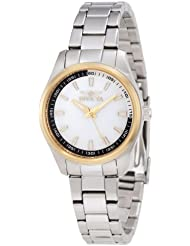 Invicta Womens 12831 Specialty Mother-Of-Pearl Dial Watch