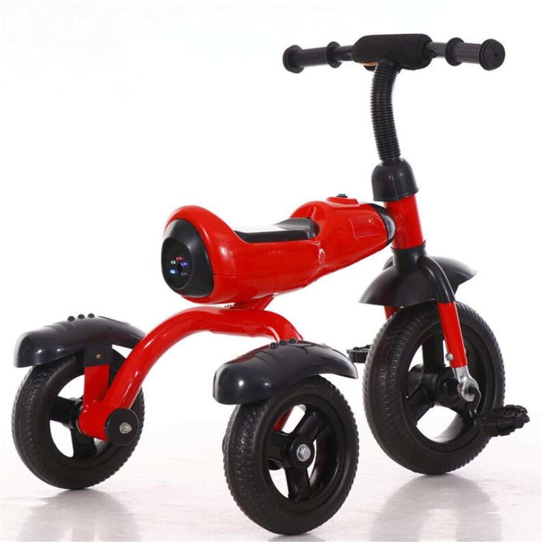 la calidad primero los consumidores primero rojo BABIFIS BABIFIS BABIFIS Scooter de patín de Tres Ruedas para niños pequeños, Bicicleta de 3 Ruedas con iluminación LED, construcción Liviana  diseño simple y generoso