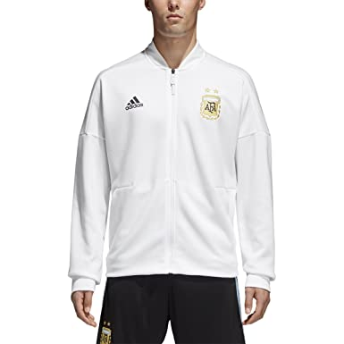 6eea37f585c adidas Argentina Z.N.E. Knit Jacket Men's Soccer at Amazon Men's ...