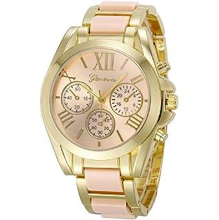 5b144b657dd7 Reloj geneva plateado mujer – Joyas de plata