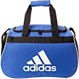 Sporting Goods : adidas Diablo Duffel Small (Bold Blue/Black/White)
