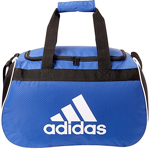 adidas Diablo Duffel Small (Bold Blue/Black/White) by adidas