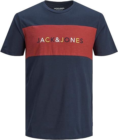 Jack & Jones Originals 12155608 - Camiseta de manga corta para hombre: Amazon.es: Ropa y accesorios