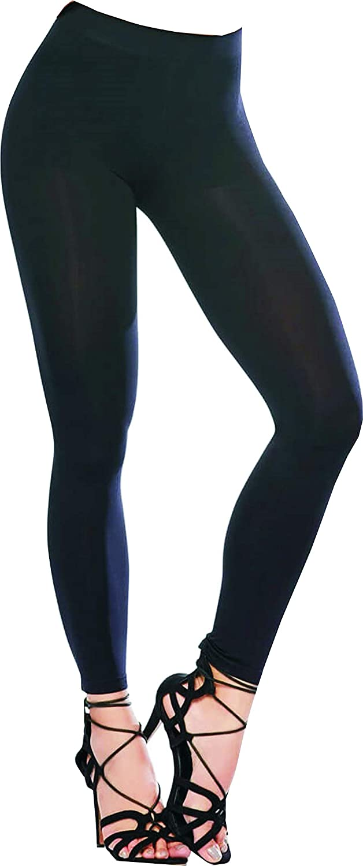 Faja Colombiana Shapewear Seamless Bio-Crystals Leggins Body Shaper