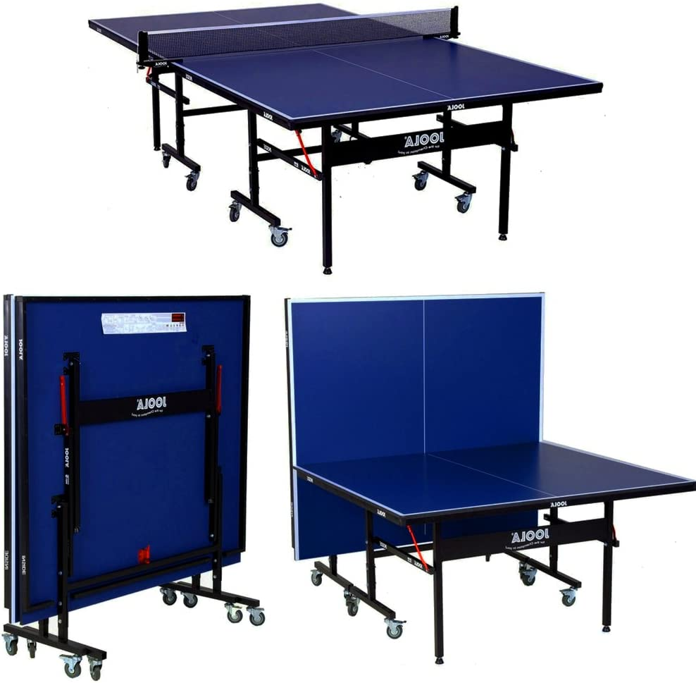 - Amazon.com : EFD Folding Ping Pong Table With Wheels Portable