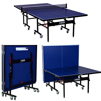 Foldable Ping Pong Table.Amazon Com Efd Folding Ping Pong Table With Wheels