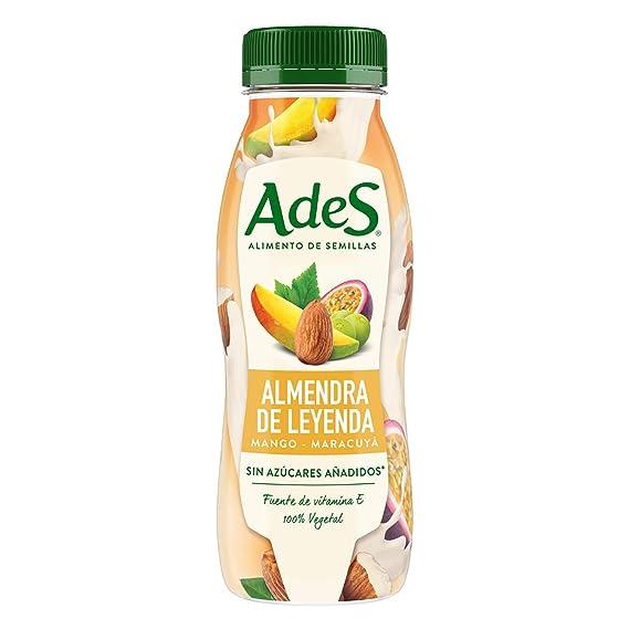 AdeS - Almendra de Leyenda con vitamina B12 y calcio, Bebida Vegetal, 800 ml