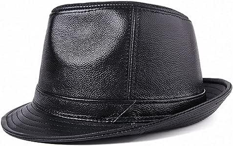 Gorras de plato Hombre Parte sombreros Negro traje traje de ...