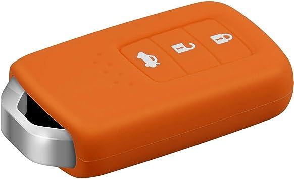 Phonenatic Silikon Schlüssel Hülle Kompatibel Mit Der Elektronik