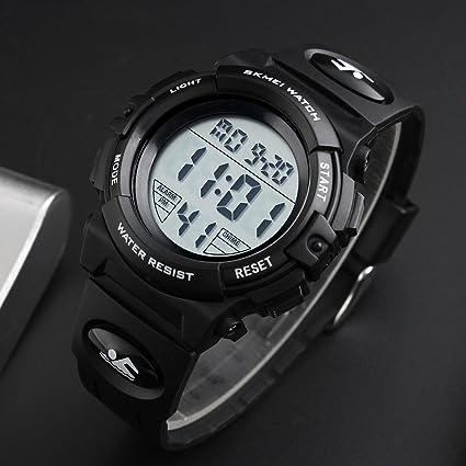 Fashion Watches Relojes Hermosos, Mujer Hombre Reloj Deportivo Reloj de Vestir Reloj Smart Reloj de