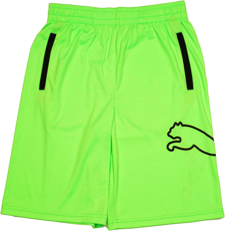 PUMA Big-Boys Shorts Athletic Soccer