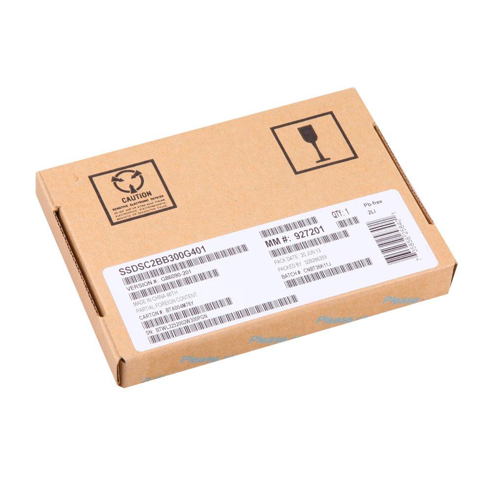 Intel S3500 Series 300GB SSD USB Portable Drive by Intel