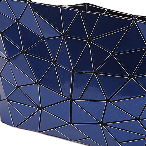 Fashion Bag Cm Blue × 28 17 Shoulder Bag Cm Casual Lingge Wdbb Multifunctional Purple Shoulder wqgSnI