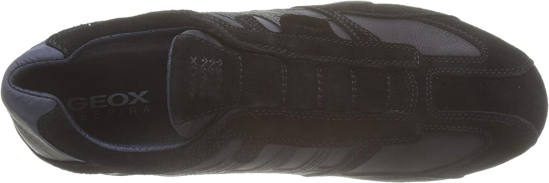 Geox Herren Uomo Snake F Sneaker