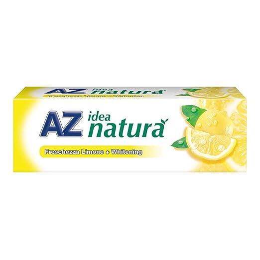 26 opinioni per AZ Dentifricio idea Natura, Freschezza Limone, 75 ml, 1 pezzo