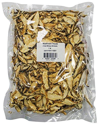 Review Mushroom House Dried Shiitake