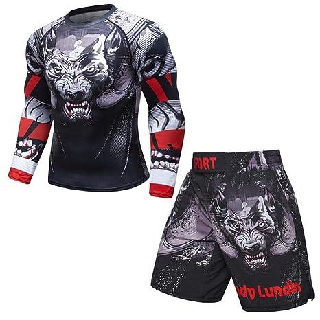 Pantaloncini MMA da Uomo SMMASH