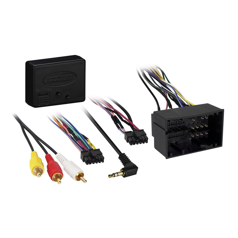 Amazon.com: Metra XSVI-6523-NAV XSVI Interface Dodge 13-UP: Car Electronics