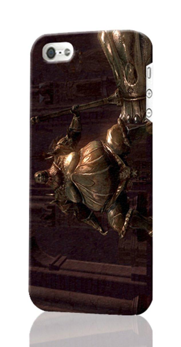 Dark Souls Personalized Diy Custom Unique 3D Rough Hard Case ...