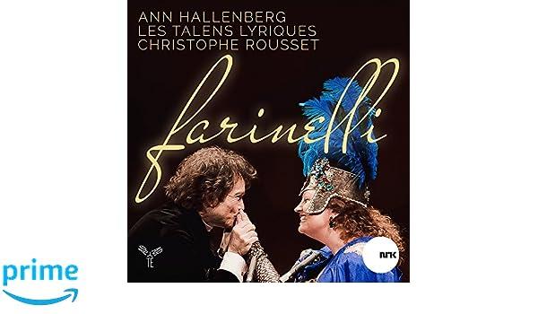 Farinelli Les Talens Lyriques Varios Amazones Música