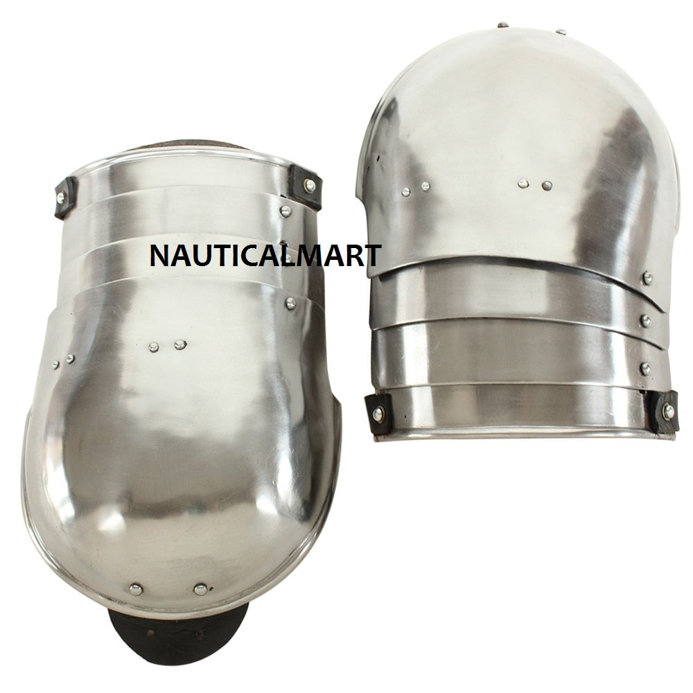 Cavalier Pauldrons Shoulder Armour By Nauticalmart by NAUTICALMART