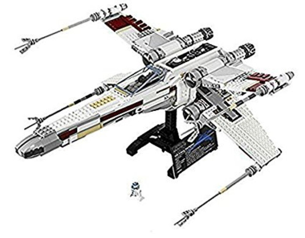 LEGO Star Wars 10240 - ROT Five X-wing Starfighter