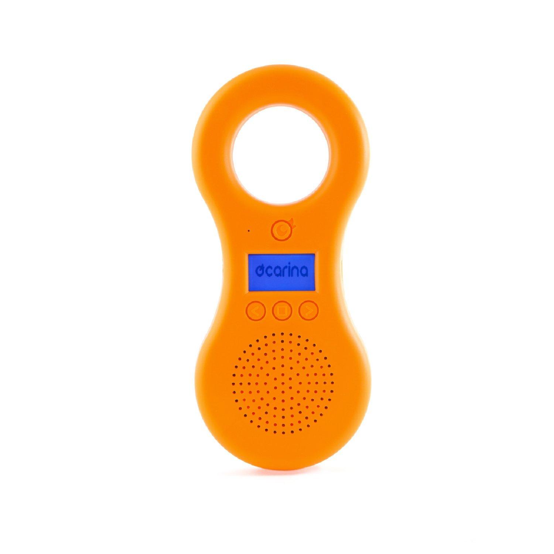 OCARINA Player - Le lecteur MP3 pour les enfants - La beauté de l'audio sans vidéo et sans ondes Sindbad srl OR-201