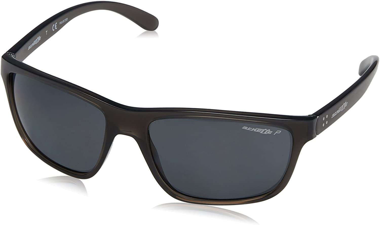 Arnette Sonnenbrille BOOGER (AN4234) Gris (Transparent Grey/Polargray)