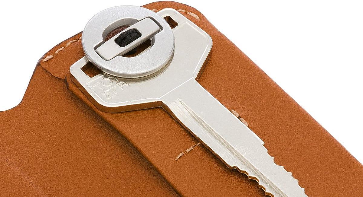 Amazon.com: Bellroy - Funda de piel para llave, Estándar ...