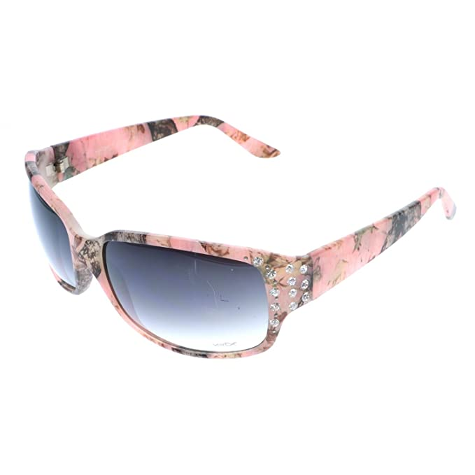 Amazon.com: VertX púrpura de la mujer camuflaje anteojos de ...