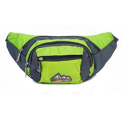 ZYT En nylon sport plein air voyage petites poches poitrine poches sac sacoche 10 pouces pour les hommes et les femmes