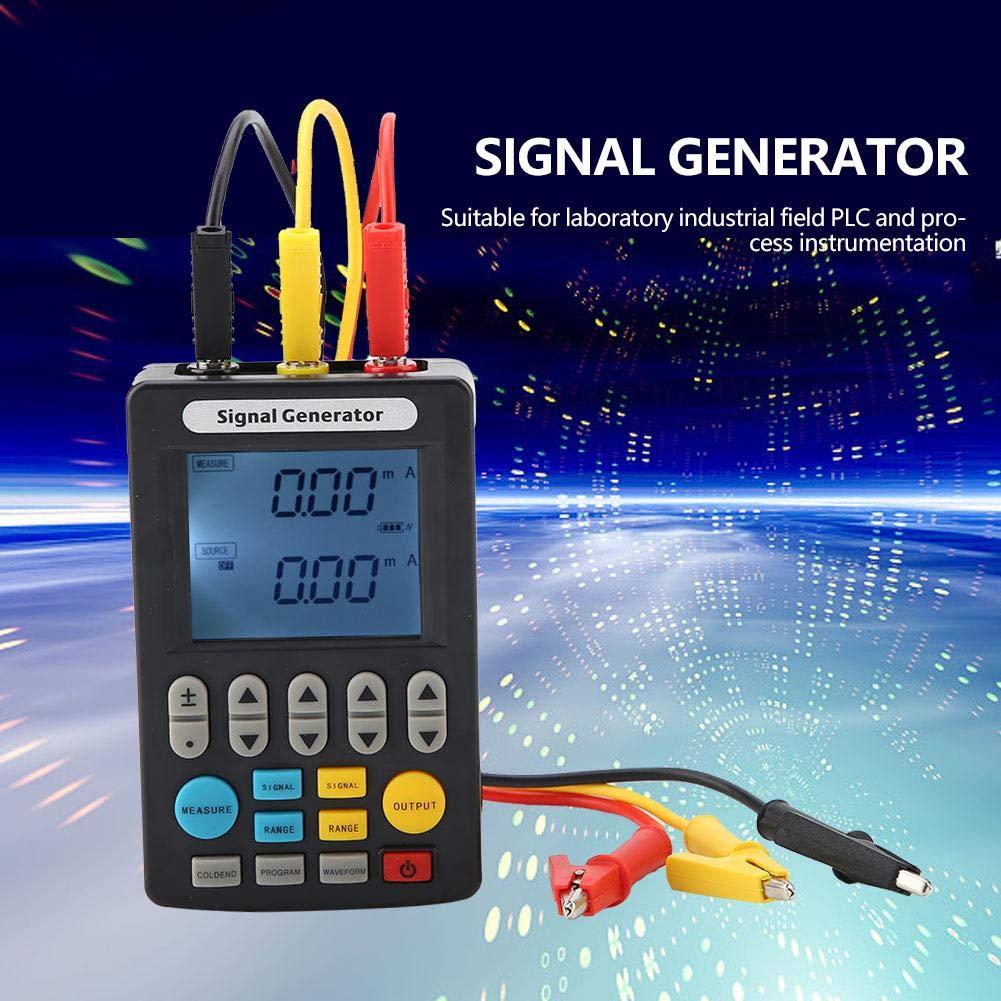 Signal Generator SIN-C702 Handheld HD Digital Display Signal Generator for Laboratory 0-10V(US Plug) by Akozon (Image #2)