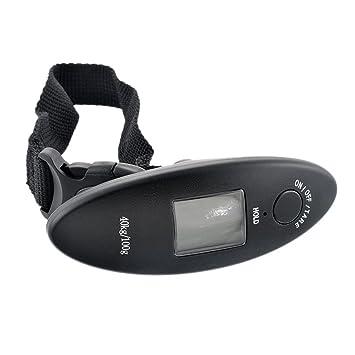 Pequeña mini balanza electrónica portátil Báscula para equipaje de viaje Báscula electrónica portátil: Lifemaison: Amazon.es: Hogar