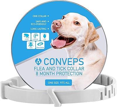 Bmrsi Flea and Tick Prevention Collar