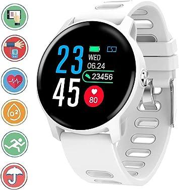 Smartwatch en Color de Alta definición, IP68 Sumergible Reloj ...