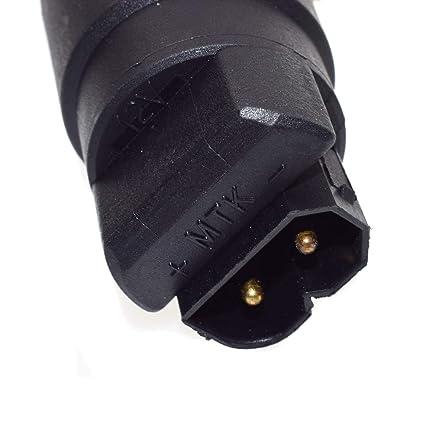 Nueva parabrisas arandela bomba de limpiaparabrisas 61661380068 para E36 318i M3 M6 325i 328i Z3 1987 - 1998: Amazon.es: Coche y moto