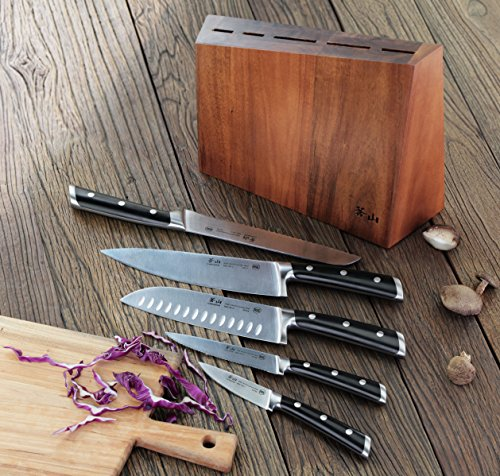 Cangshan S Series 59656 6-Piece German Steel Forged Knife Block Set by Cangshan (Image #4)