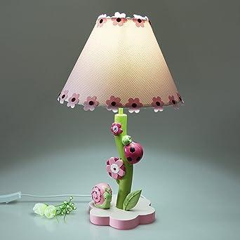 Lámpara de mesa para niños, Camera De Cama Rosa Camera de ...