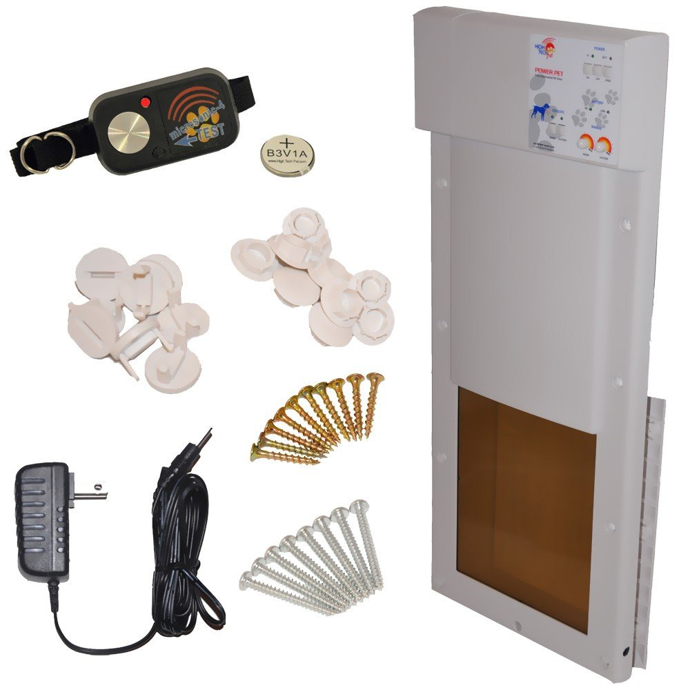 ​Power Pet Electronic Pet Door