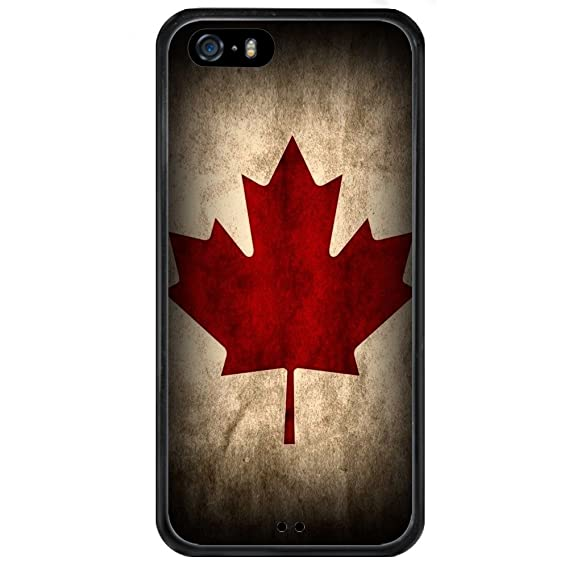 abf14e52316 Image Unavailable. Image not available for. Color  iPhone 5s 5 SE Phone Case ,Canada Flag Series ...