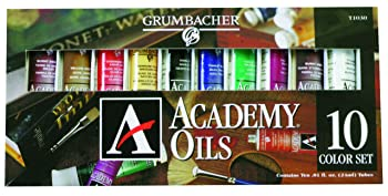 Grumbacher Academy Oil Paint