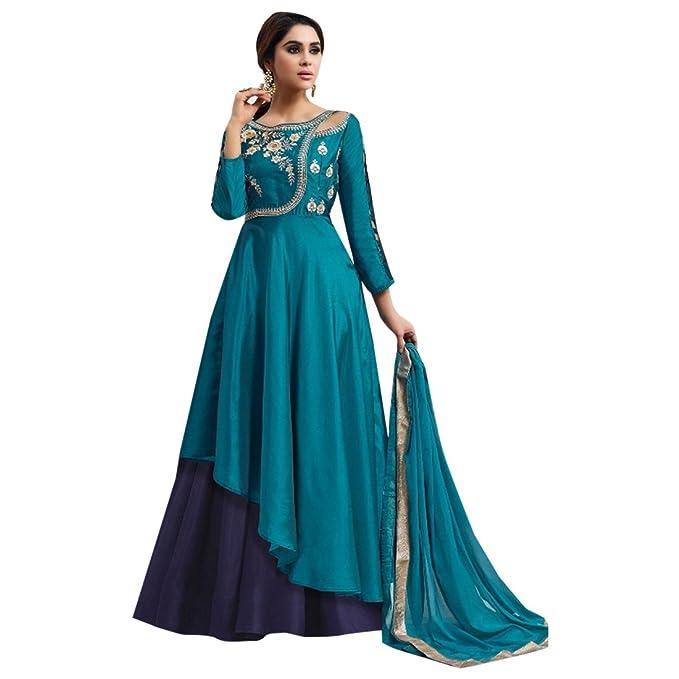personalizado para medir la fiesta del diseñador desgaste vestido largo vestido de boda en la India